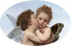 Histoires d'amour dans la mythologie